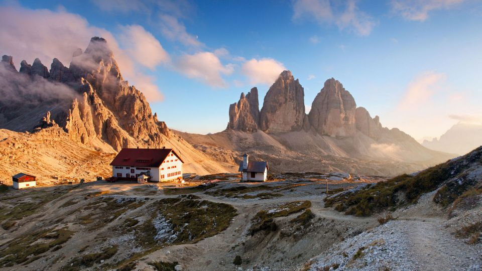 Image: Their Majesties the Dolomites