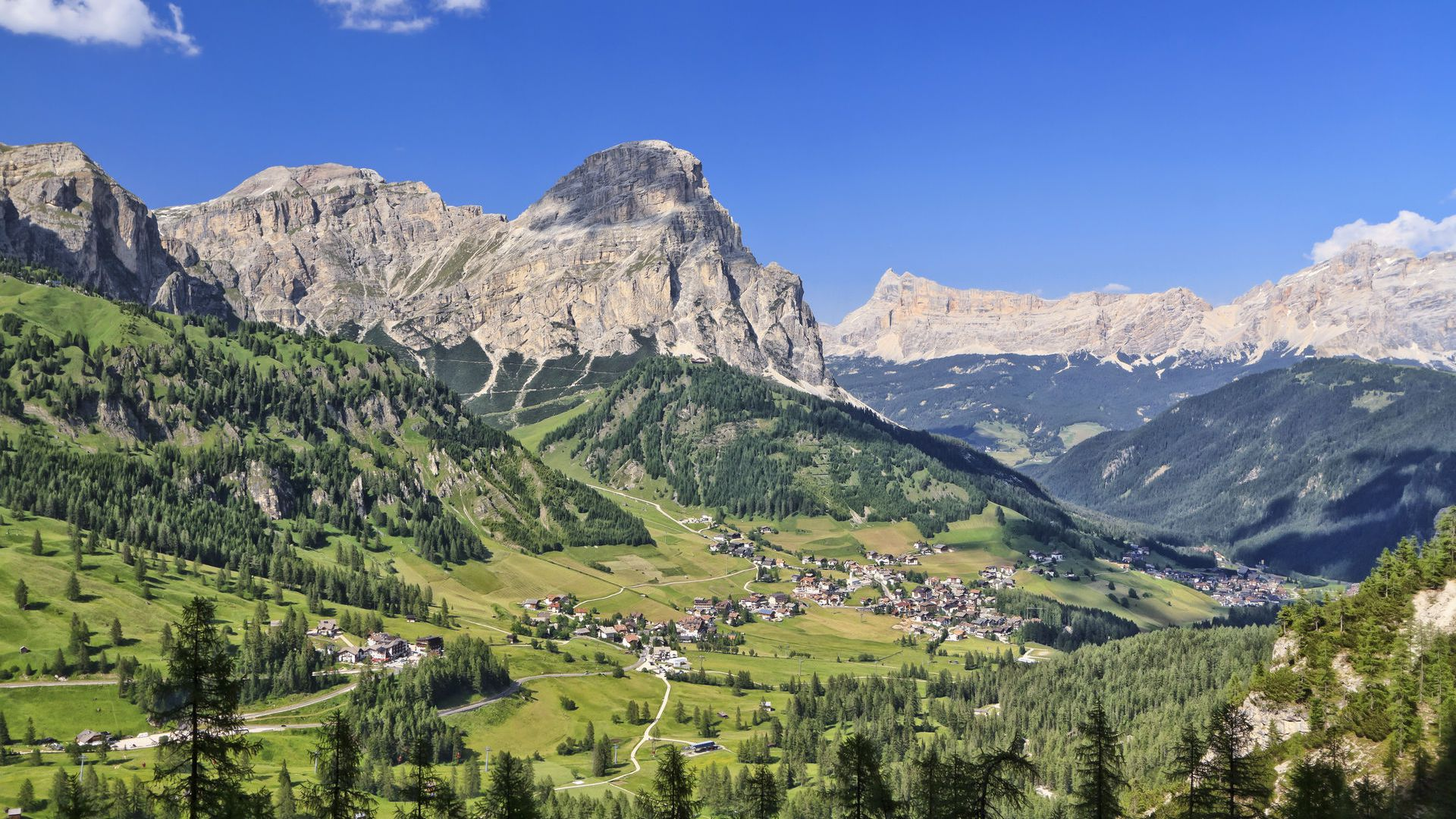 Image:  Hotel Guest House Pcei in Colfosco in Alta Badia